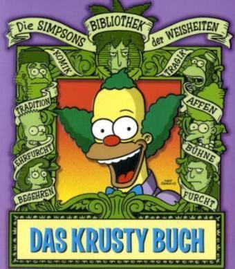 Das Krusty Buch, Matt Groening, Bill Morrison
