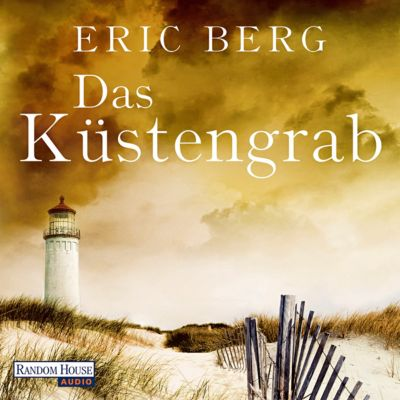 Das Küstengrab, 2 MP3-CDs, Eric Berg