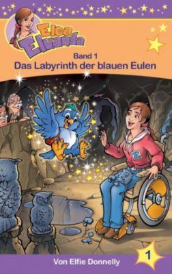 Das Labyrinth der blauen Eulen, Elfie Donnelly