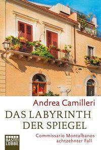 Das Labyrinth der Spiegel, Andrea Camilleri