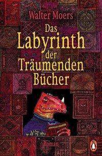 Das Labyrinth der Träumenden Bücher, Walter Moers