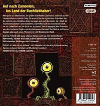 Das Labyrinth der Träumenden Bücher, 2 MP3-CDs - Produktdetailbild 1