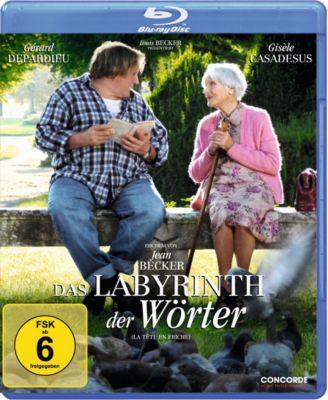Das Labyrinth der Wörter, Jean Becker, Jean-loup Dabadie, Marie-Sabine Roger