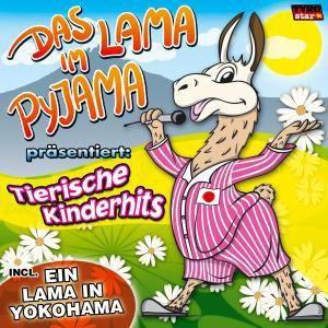 Das Lama im Pyjama präsentiert tierische Kinderhits, Diverse Interpreten