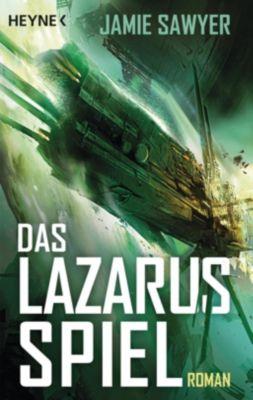 Das Lazarus-Spiel - Jamie Sawyer pdf epub