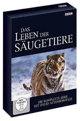 Das Leben der Säugetiere - Box Set, Bbc, David Attenborough