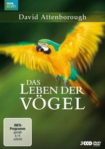 Das Leben der Vögel, David (Presenter) Attenborough