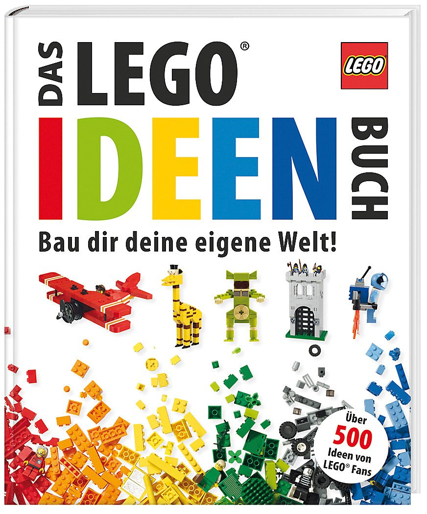 das lego® ideen-buch buch portofrei bei weltbild.de bestellen