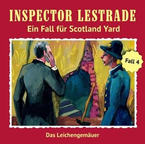 Das Leichengemäuer (Folge 4), Inspector Lestrade