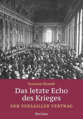 Das letzte Echo des Krieges, Susanne Brandt