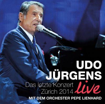 Das letzte Konzert - Zürich 2014, Udo Jürgens