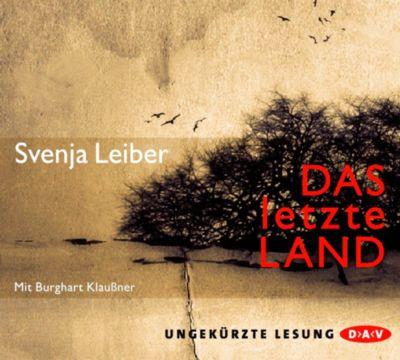 Das letzte Land, 7 Audio-CDs, Svenja Leiber