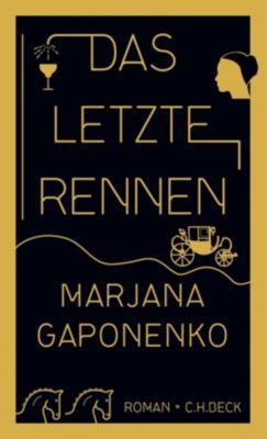 Das letzte Rennen, Marjana Gaponenko