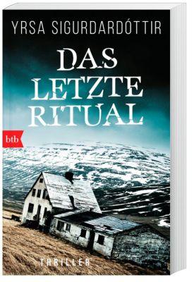 Das letzte Ritual, Yrsa Sigurdardóttir