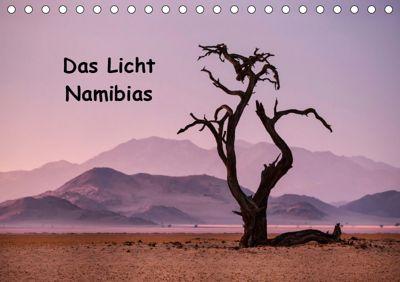 Das Licht Namibias (Tischkalender 2019 DIN A5 quer), Anne Berger