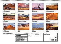 Das Licht Namibias (Wandkalender 2019 DIN A2 quer) - Produktdetailbild 1