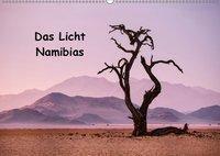 Das Licht Namibias (Wandkalender 2019 DIN A2 quer), Anne Berger