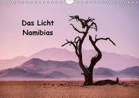 Das Licht Namibias (Wandkalender 2019 DIN A4 quer), Anne Berger