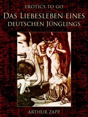 Das Liebesleben eines deutschen Jünglings, Arthur Zapp