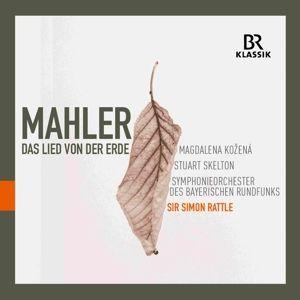 Das Lied Von Der Erde, Magdalena Kozena, Simon Rattle, Sobr