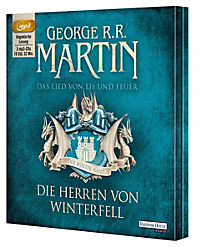 Das Lied von Eis und Feuer Band 1: Die Herren von Winterfell (3 MP3-CDs) - Produktdetailbild 1