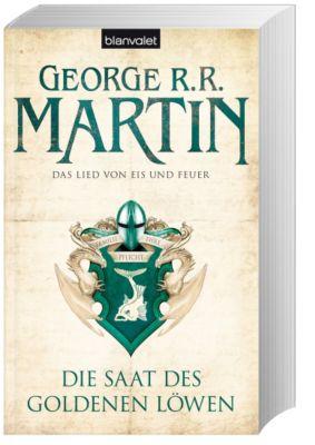 Das Lied von Eis und Feuer Band 4: Die Saat des goldenen Löwen, George R. R. Martin