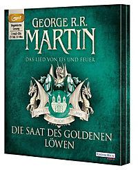 Das Lied von Eis und Feuer Band 4: Die Saat des goldenen Löwen (MP3-CD) - Produktdetailbild 1