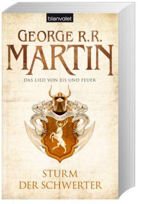 Das Lied von Eis und Feuer Band 5: Sturm der Schwerter, George R. R. Martin