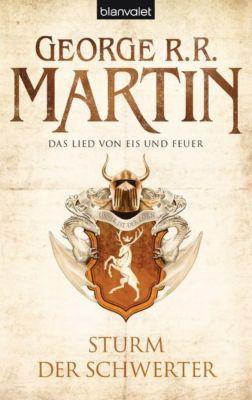 Das Lied von Eis und Feuer Band 5: Sturm der Schwerter, George R.R. Martin
