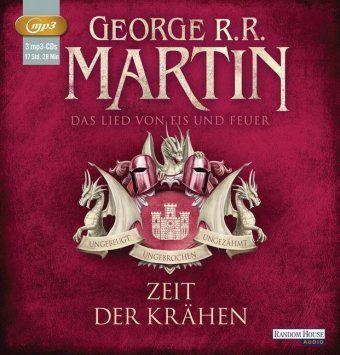 Das Lied von Eis und Feuer Band 7: Zeit der Krähen (3 MP3-CDs), George R. R. Martin