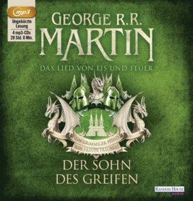 Das Lied von Eis und Feuer Band 9: Der Sohn des Greifen (4 MP3-CDs), George R. R. Martin