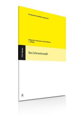 Das Lieferantenaudit, Wolfgang Kallmeyer