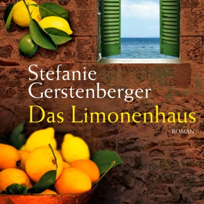 Das Limonenhaus, 1 MP3-CD, Stefanie Gerstenberger