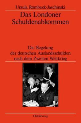 Das Londoner Schuldenabkommen, Ursula Rombeck-Jaschinski
