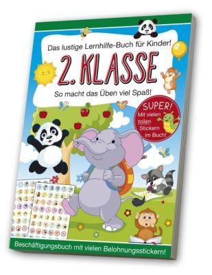 Das lustige Lernhife-Buch für Kinder! 2. Klasse