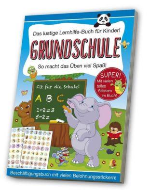 Das lustige Lernhilfe-Buch für Kinder - Grundschule