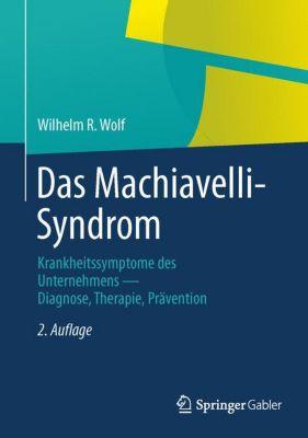 Das Machiavelli-Syndrom, Wilhelm R. Wolf