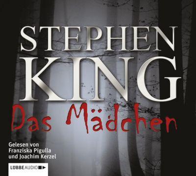 Das Mädchen, 2 MP3-CDs - Stephen King |