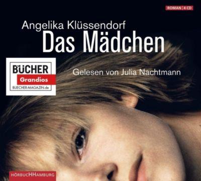 Das Mädchen, 4 Audio-CDs, Angelika Klüssendorf