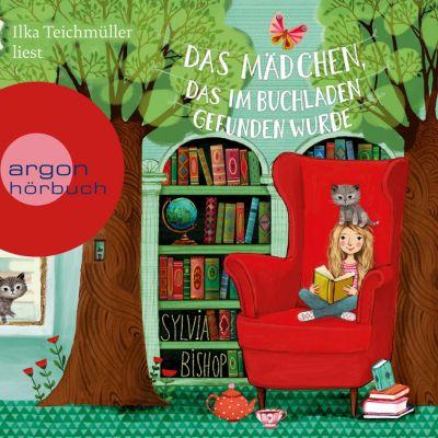 Das Mädchen, das im Buchladen gefunden wurde (Ungekürzte Lesung), Sylvia Bishop