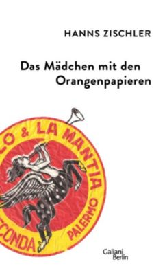 Das Mädchen mit den Orangenpapieren, Hanns Zischler