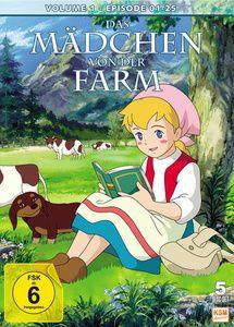 Das Mädchen von der Farm - Box 1, N, A