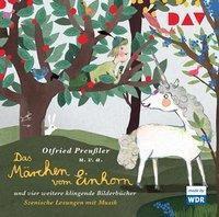 Das Märchen vom Einhorn und vier weitere klingende Bilderbücher, 1 Audio-CD, Otfried Preussler