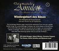 Das Magische Amulett 01 - Wiedergeburt des Bösen, 1 Audio-CD - Produktdetailbild 1