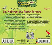 Das magische Baumhaus Band 27: Im Auftrag des Roten Ritters (1 Audio-CD) - Produktdetailbild 1