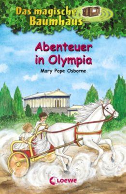 Das magische Baumhaus: Das magische Baumhaus 19 - Abenteuer in Olympia, Mary Pope Osborne