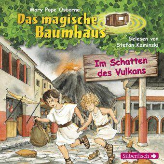 Das magische Baumhaus - Im Schatten des Vulkans, 1 Audio-CD, Mary Pope Osborne