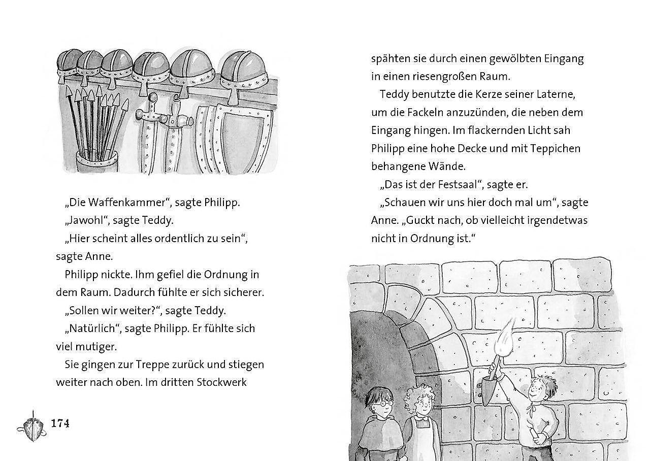 Das Magische Baumhaus Im Zeichen Der Ritter Buch Portofrei