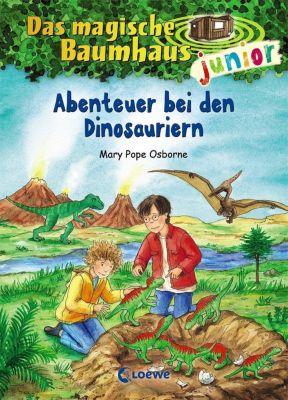 Das magische Baumhaus junior Band 1: Abenteuer bei den Dinosauriern, Mary Pope Osborne