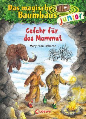 Das magische Baumhaus junior - Gefahr für das Mammut - Mary Pope Osborne pdf epub